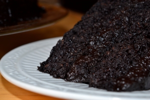 Quinoa Chocolate Cake 2